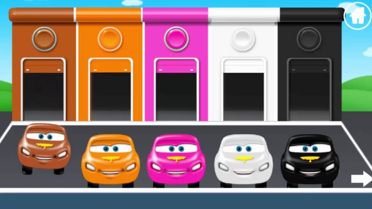 Game to learn colors - Kids Game Colors Game For Children
