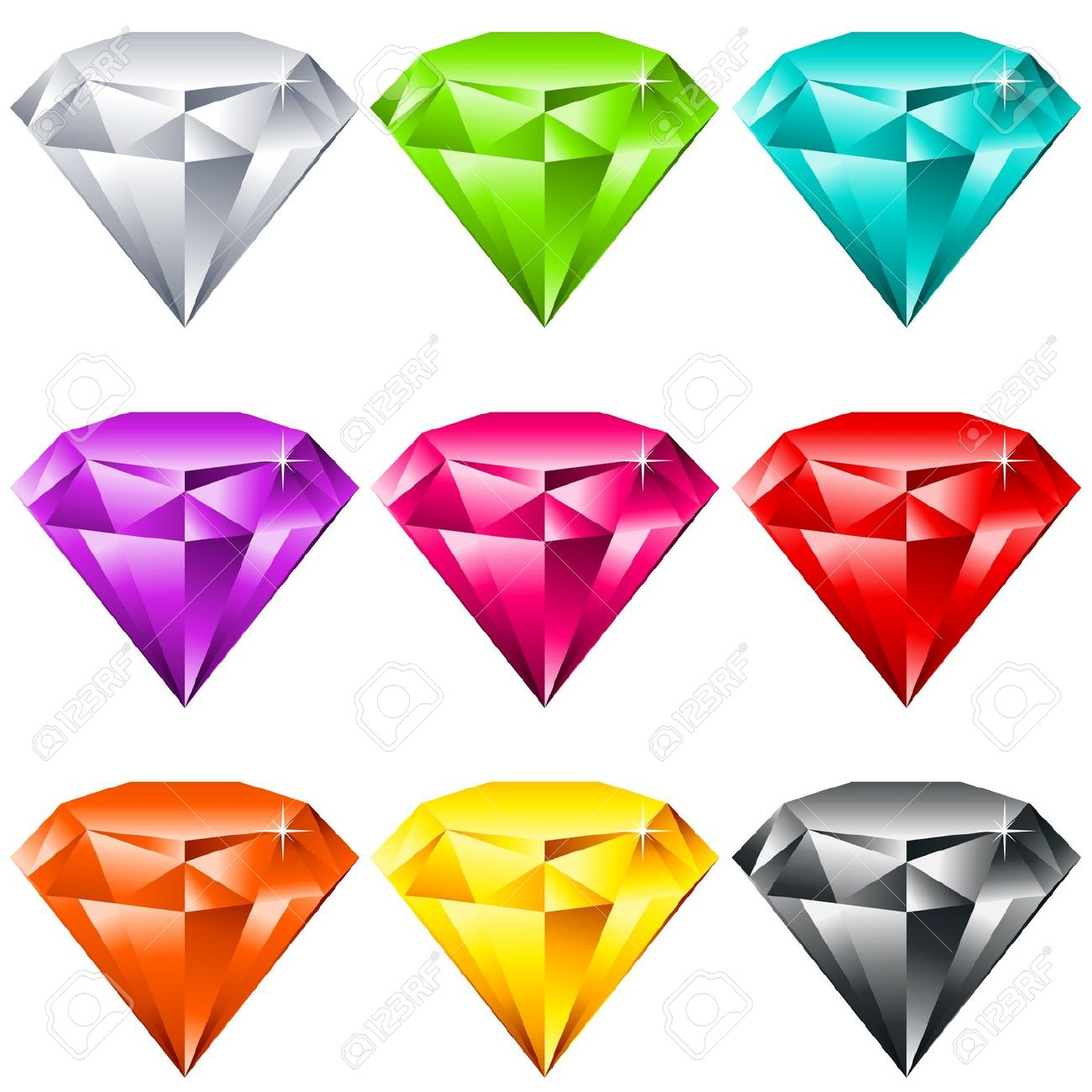 Jewels clipart #12