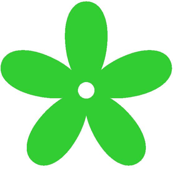 Green Color Clipart.