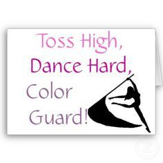 color guard clipart.
