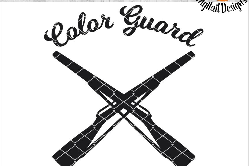 Color Guard SVG.