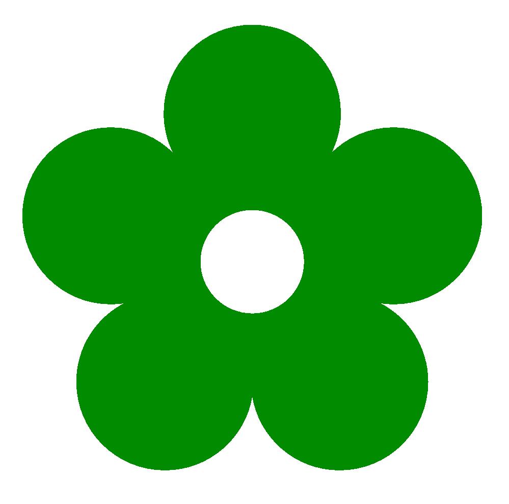 Color Green Clipart.