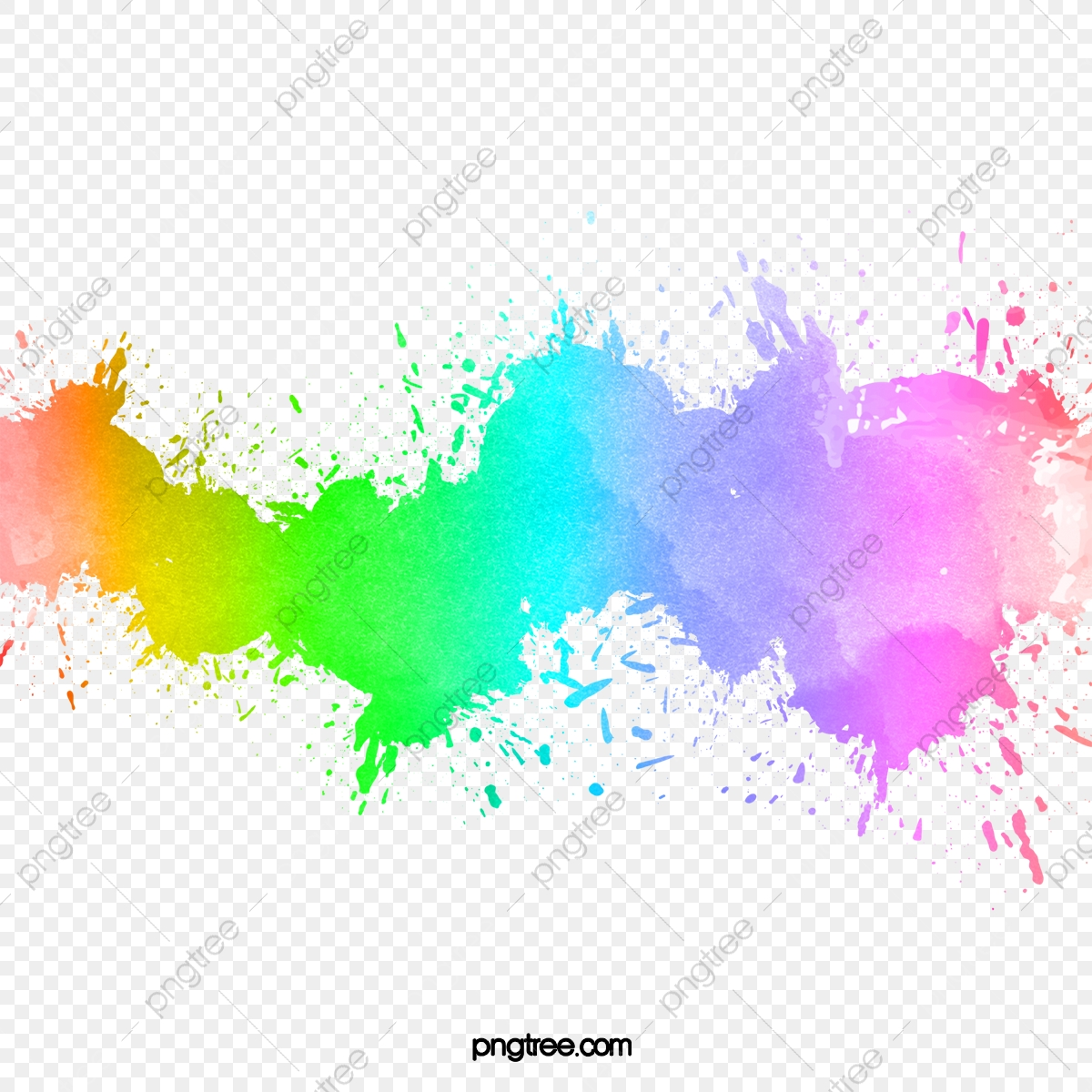 Water Color Ink, Decoration, Water Color PNG Transparent Clipart.