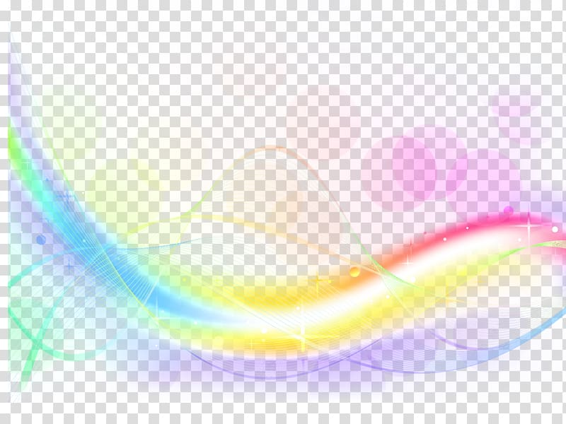 Light Color, abstract transparent background PNG clipart.