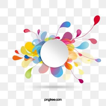 Color Light Effect PNG Images.