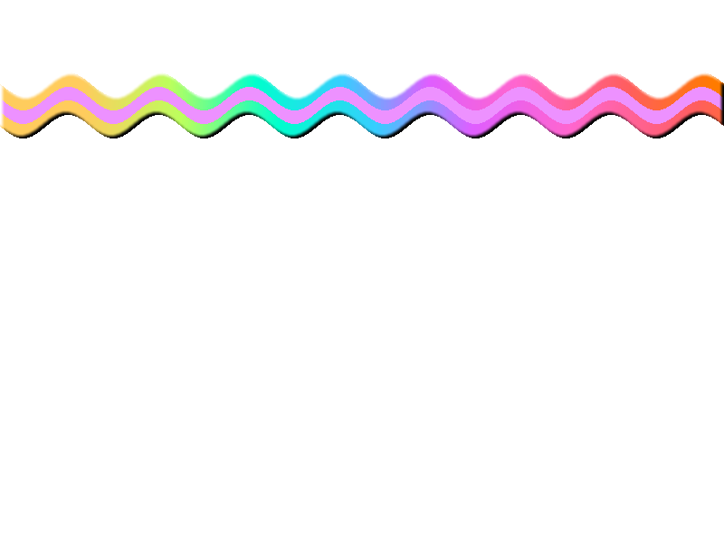 Line Rainbow Color.