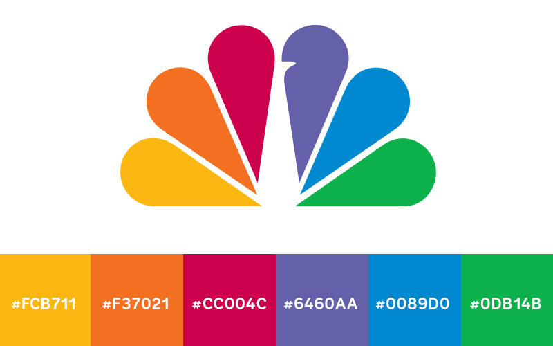 6 Famous Logos with Great Color Schemes ~ Creative Market Blog.