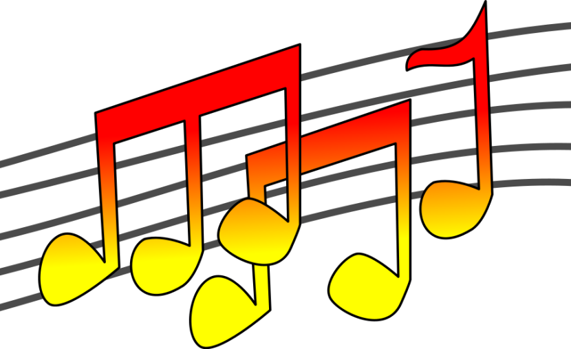 Music Notes Clipart.