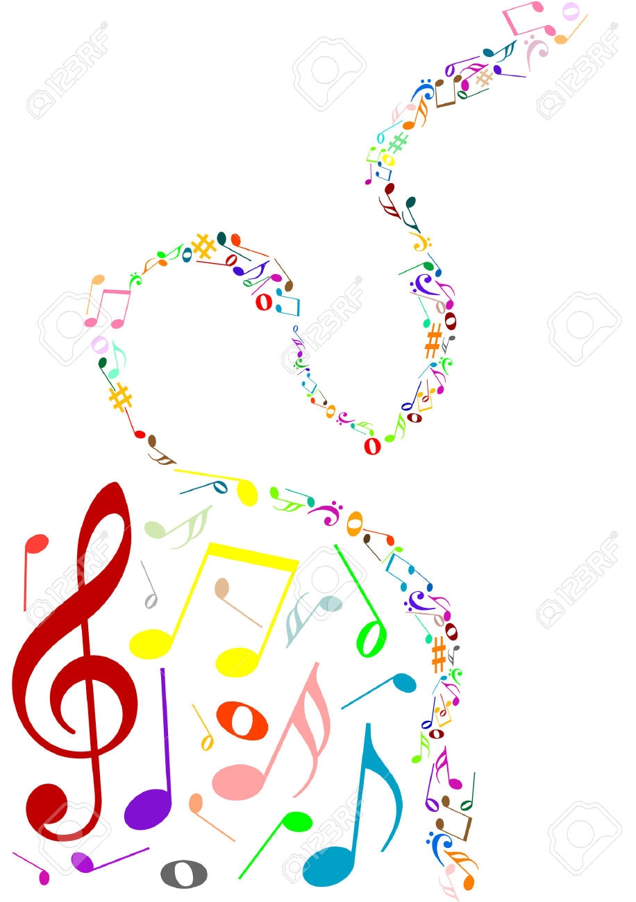 110 Clipart Music Notes.
