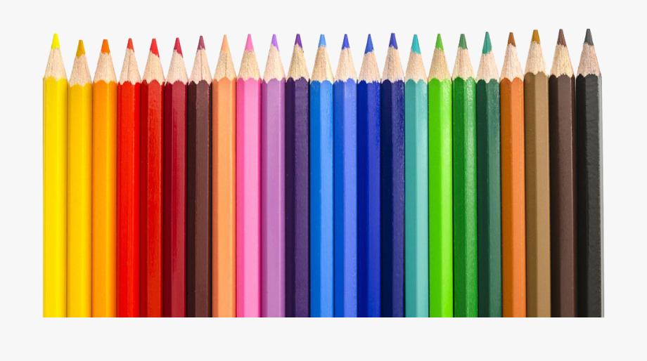 Color Pencil Transparent Png.