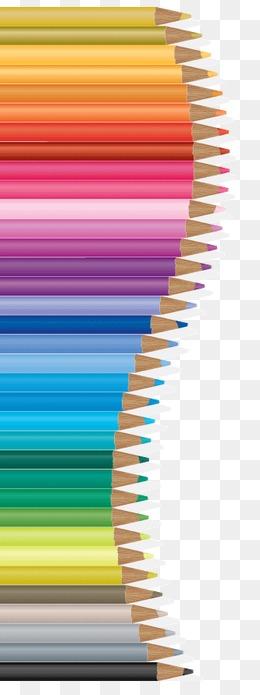 Color Pencil PNG Images.