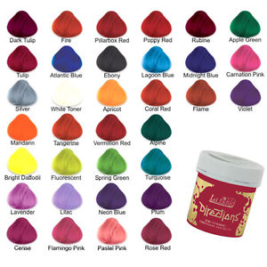 La Riche Directions Semi Permanent Hair Colour Dye All Colours.