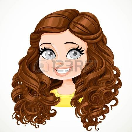 235 Perm Hair Cliparts, Stock Vector And Royalty Free Perm Hair.