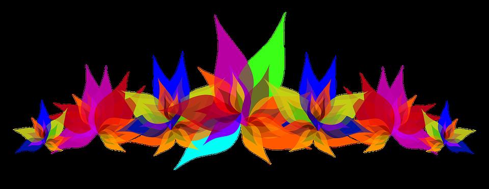 Flowers Color PNG Transparent Flowers Color.PNG Images..