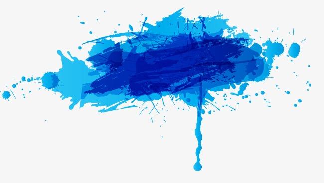 Color Ink Splash, Color Clipart, Splash #162531.