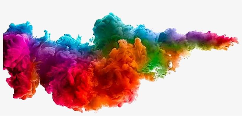 Holi Color Free Png Image.