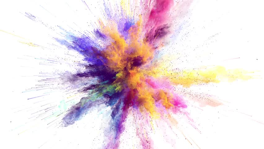 Color Explosion Png & Free Color Explosion.png Transparent Images.
