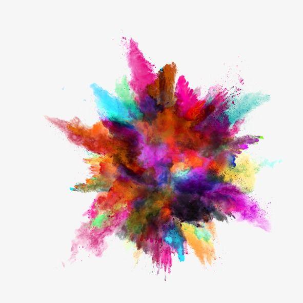 Color Ink Splash, Color Clipart, Splash Clipart PNG.