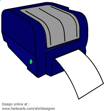 Color printing clipart - Clipground