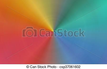 Stock Illustration of Spectrum.