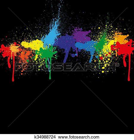 Clipart of Color Range k34988724.