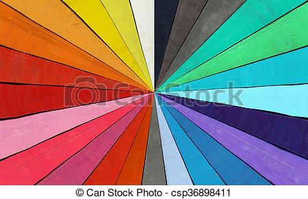 Stock Photography of Spectrum.