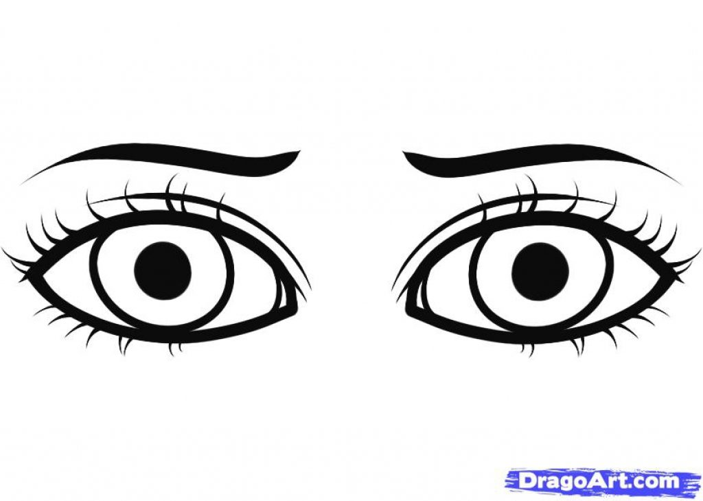 eye coloring pages eyes coloring pages clipart clipart kid for kid.