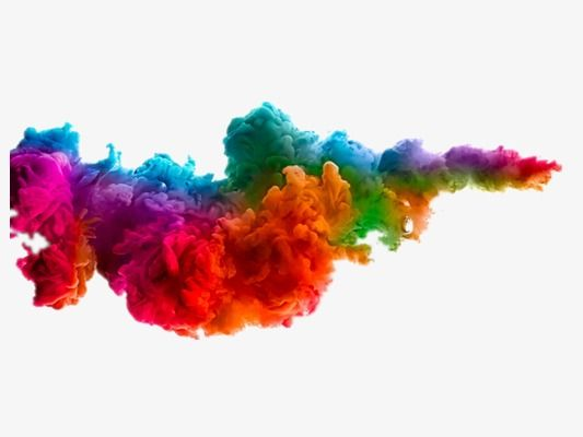 Color Smoke, Color Clipart, Ink, Smoke PNG Transparent.