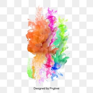 Color Smoke PNG Images.