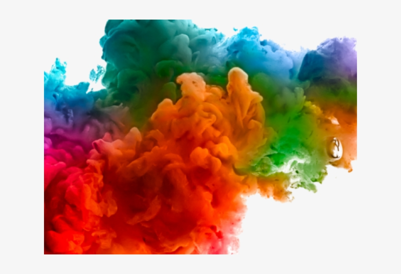 Colored Smoke Png Transparent Images.