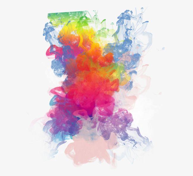 2019 的 Color Smoke Background Material, Color, Dynamic, Smoke PNG.