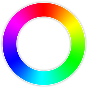 Colors on the Web > Color Theory > Color Physics.