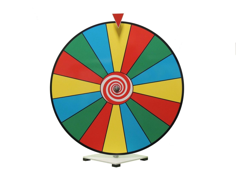 Clipart game wheel.