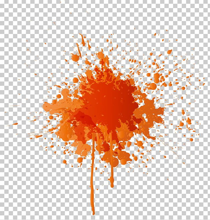 Splash Watercolor Painting Red Illustration PNG, Clipart, Colorful.