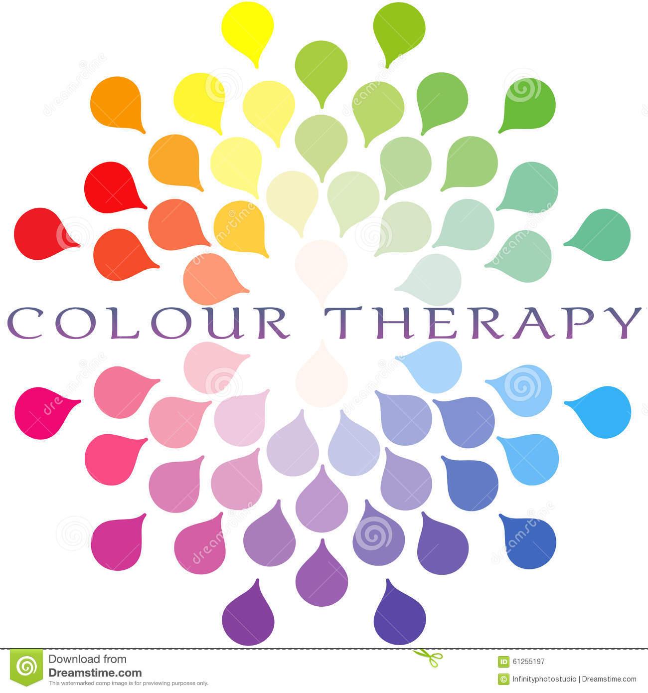 Colour Therapy.