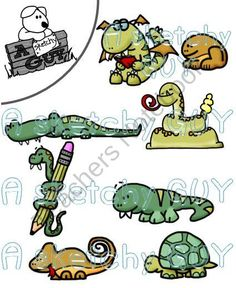 Outdoors / Hiking Kid Clip art / Graphic Included are 8 Color, 8.