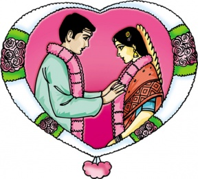 Wedding Clipart Indian.