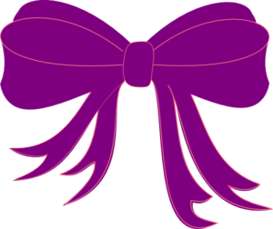 Purple Wedding Clip Art Borders.