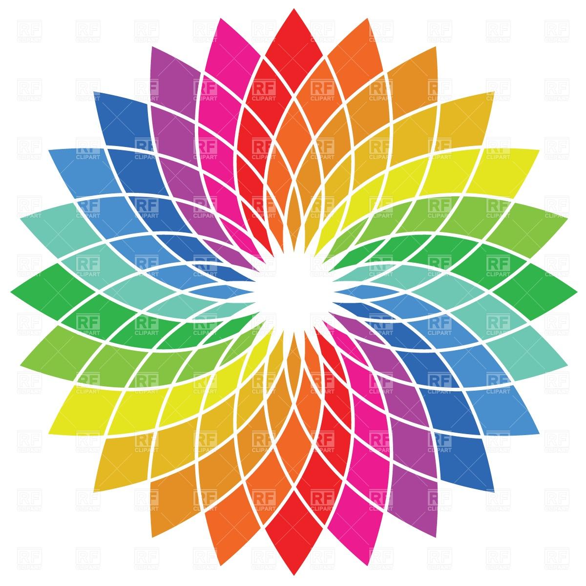 Color wheel palette, Design elements, download Royalty.