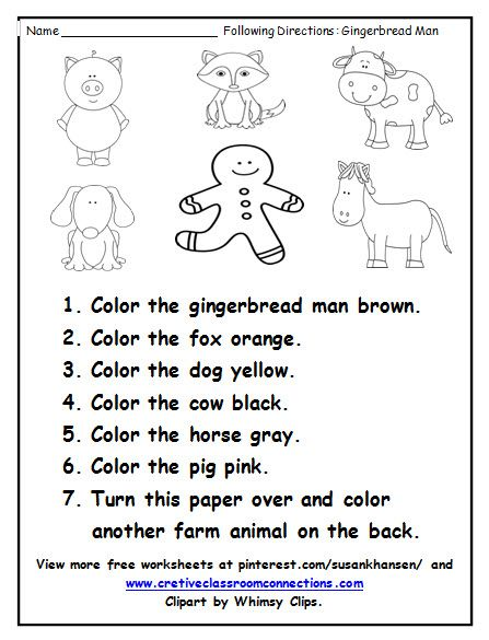 17 Best ideas about Color Word Activities on Pinterest.