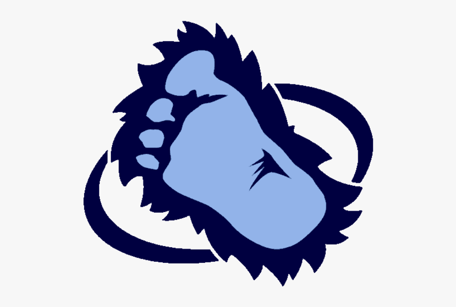 Colorado Avalanche Bigfoot , Free Transparent Clipart.
