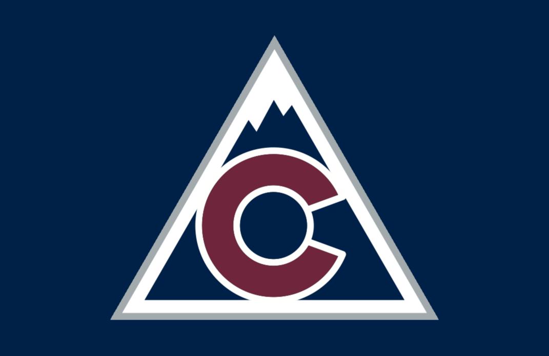 Colorado Avalanche Jersey Logo.