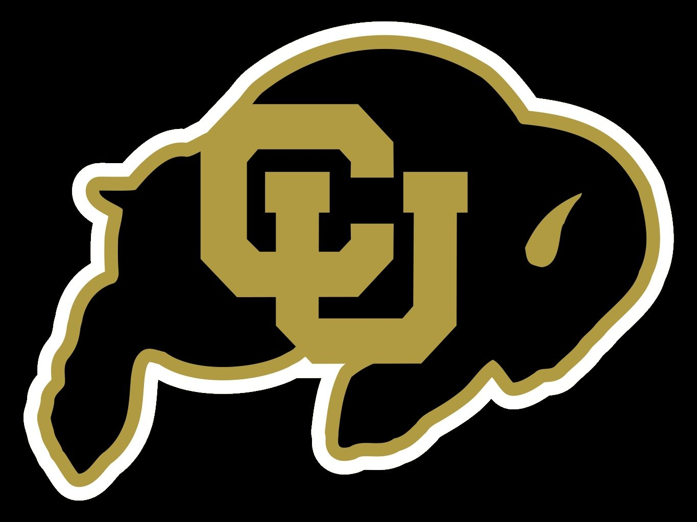 Colorado Buffaloes Logo #1.