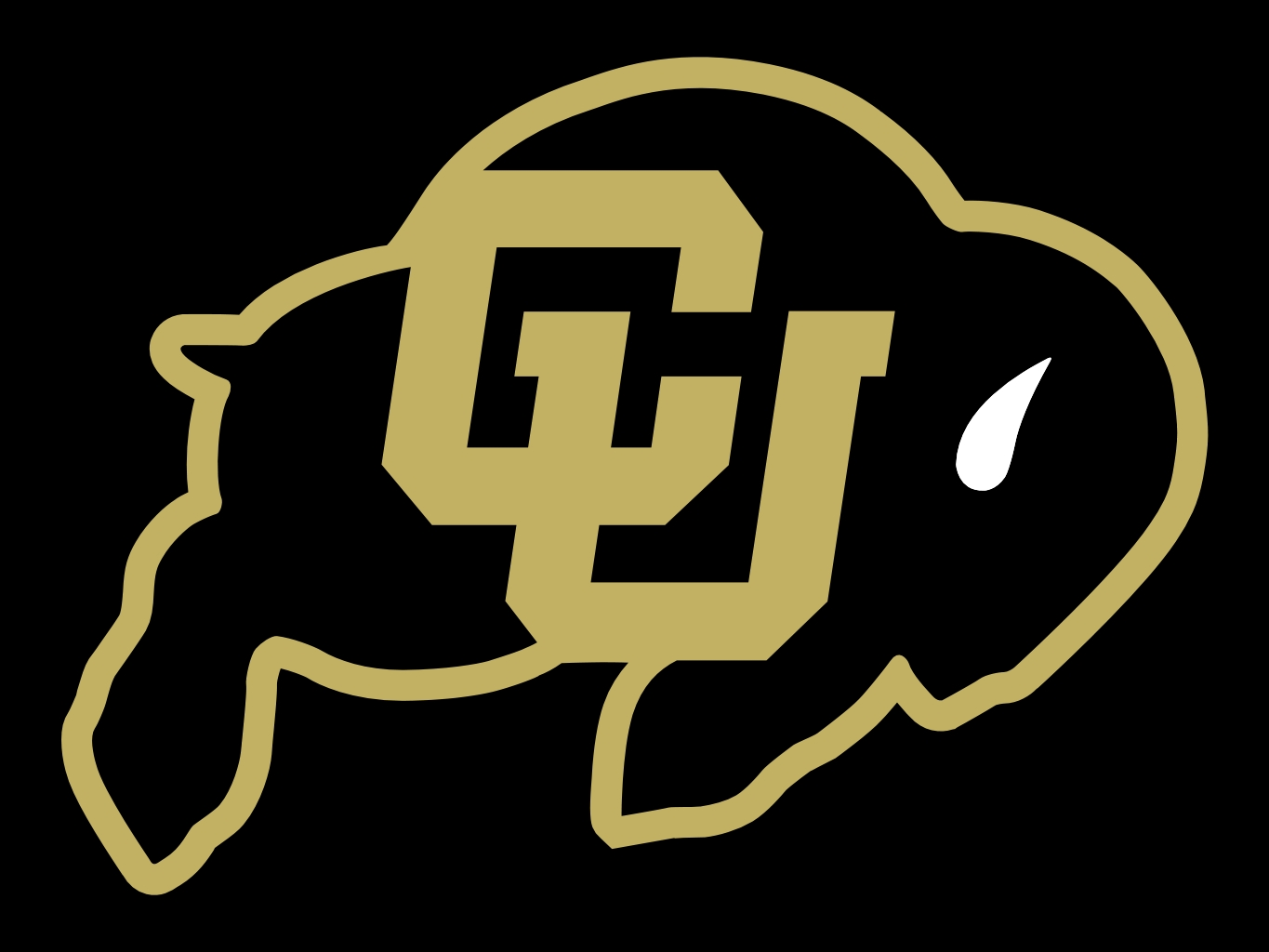 Colorado buffaloes Logos.