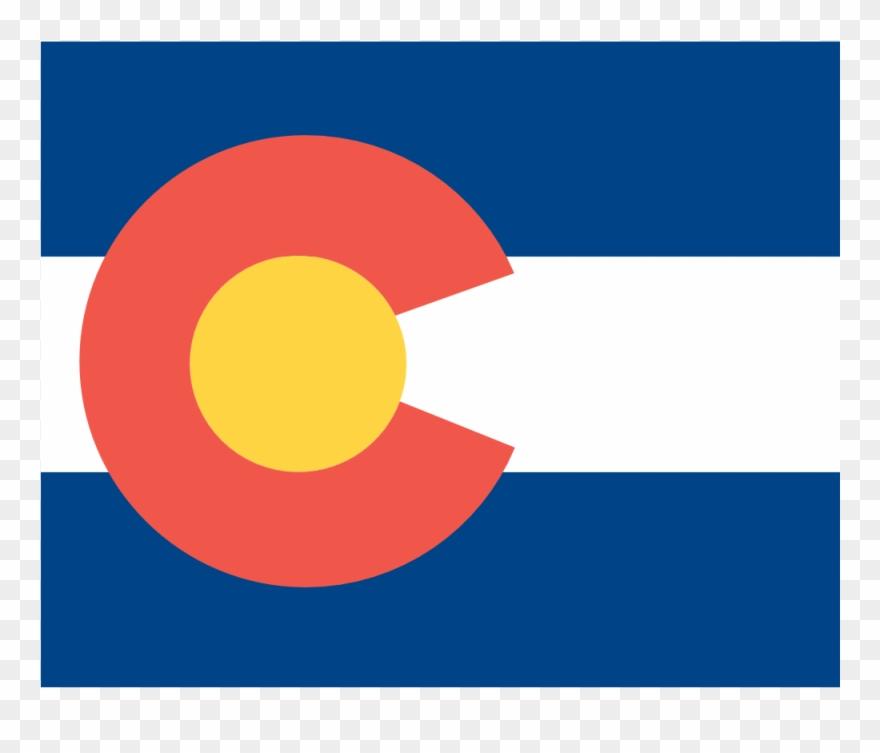 Colorado Flag Vector.