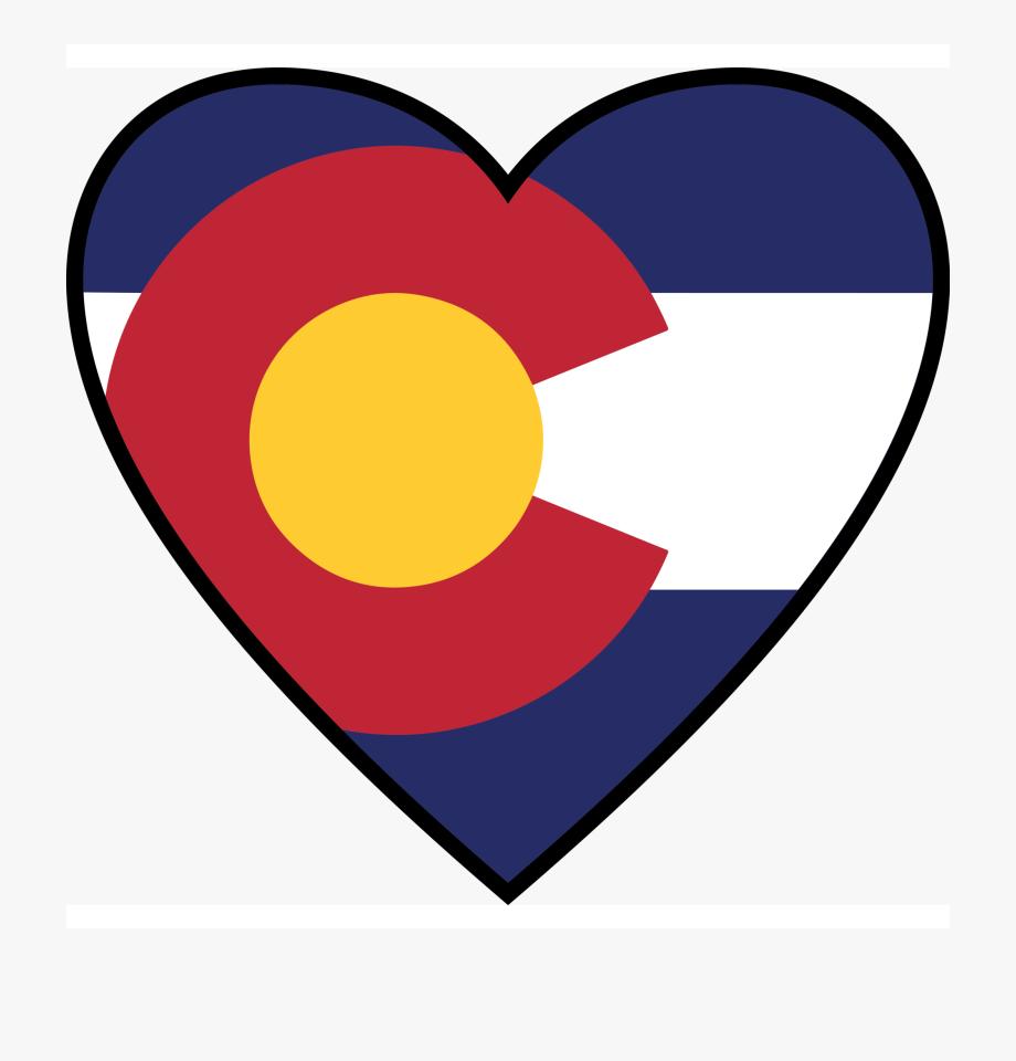 Colorado Flag Png.
