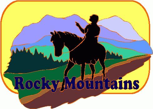 Colorado Mountain Clipart#1989294.