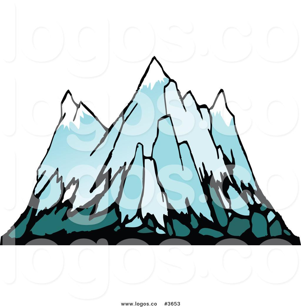 Colorado Mountain Clipart Clip art of Mountain Clipart #1917.