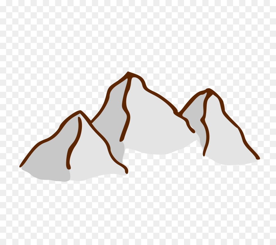 Mountain Cartoon png download.