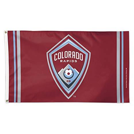 WinCraft MLS Colorado Rapids Flag.